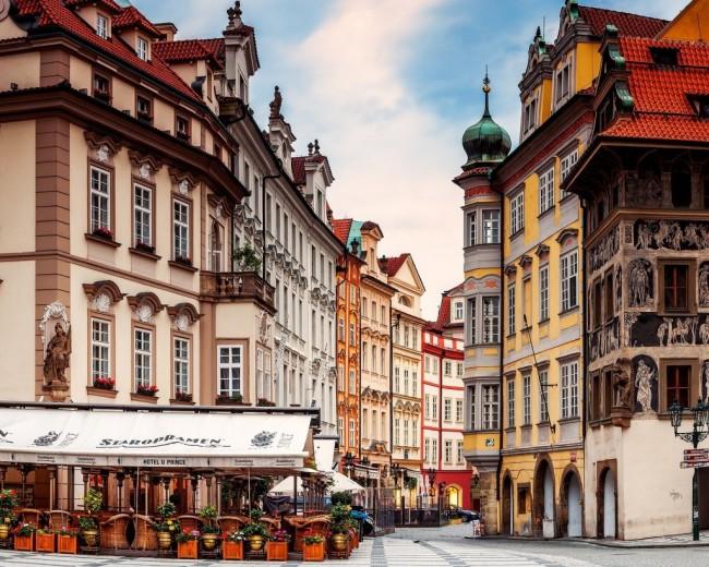 Прага – градът на 100-те кули