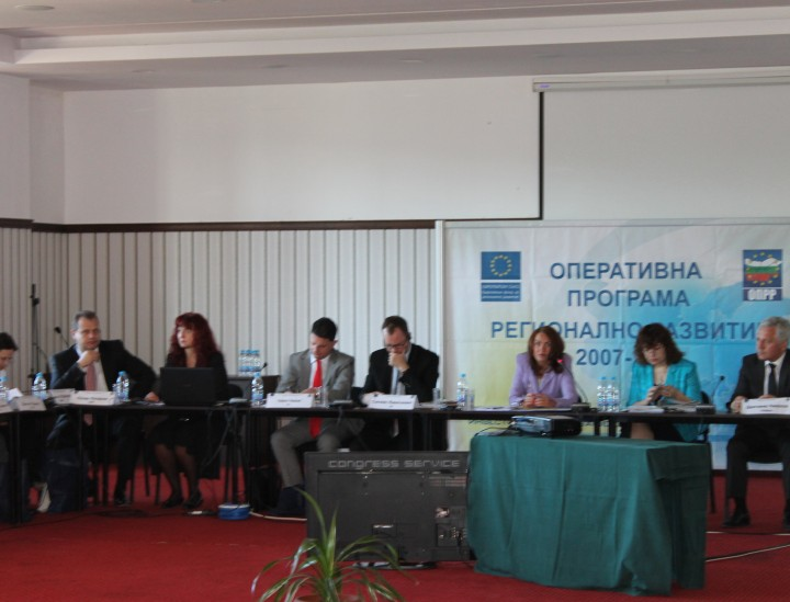 "Twelfth meeting of the Monitoring Committee of the Operational Program ""Regional Development the 2007 – 2013"""