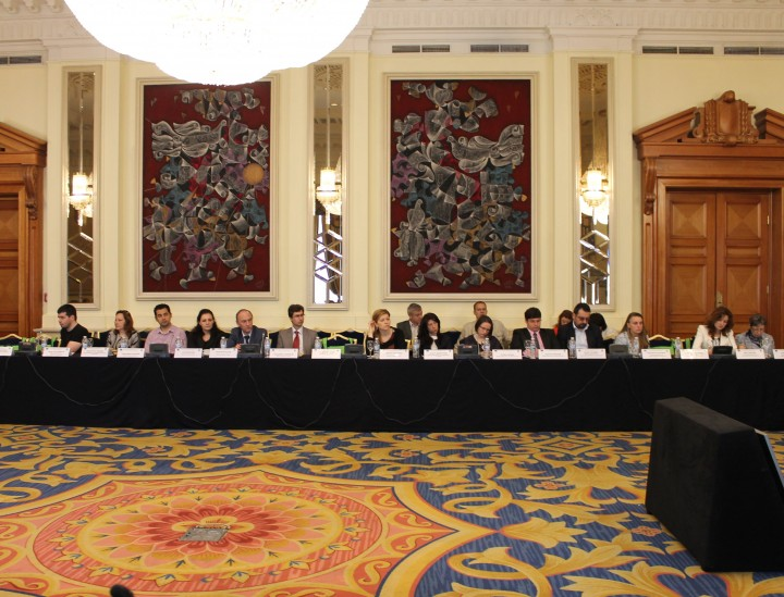 """Tenth meeting of the thematic working group for Development of Operational programme """"Regions for growth"""""""