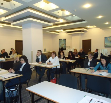National Association of Municipalities in Republic of Bulgaria – Training of Financial Management