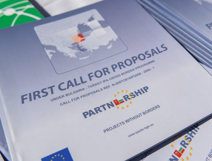 Cross Border Cooperation Programme Bulgaria Turkey