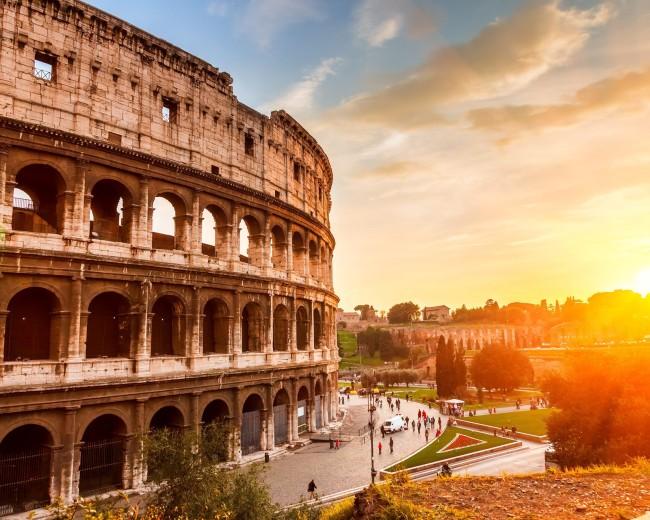 September in Rome – The Eternal City