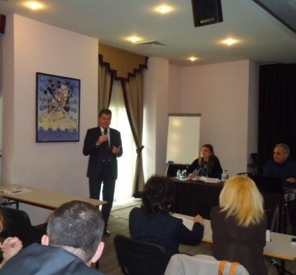 "National Association of Municipalities in the Republic of Bulgaria – training in: ""Financial management"""