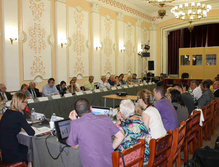 "Monitoring Committee of the project "" Bulgaria – Serbia """