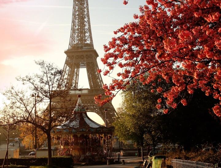 Autumn Weekends in Paris