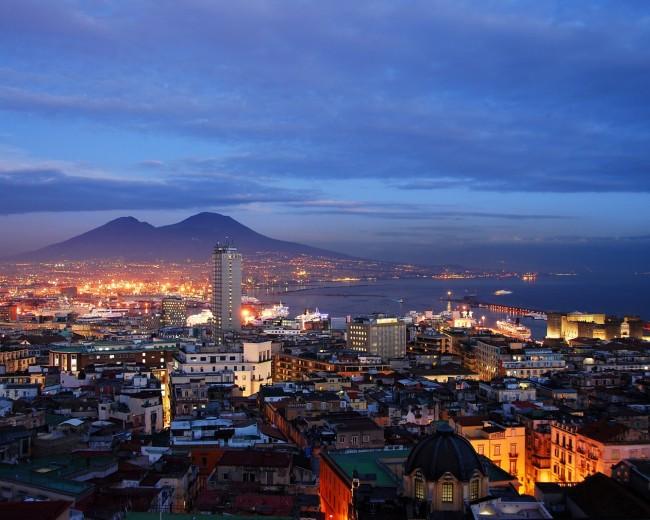 September in Naples