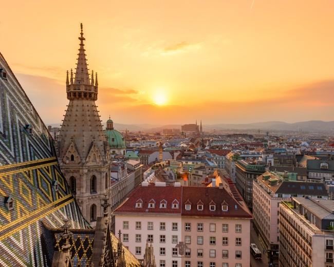 September in Vienna