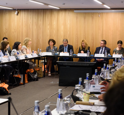 "Ninth meeting of the Monitoring Committee of the Operational Programme ""Regions for Growth "" 2014-2020"