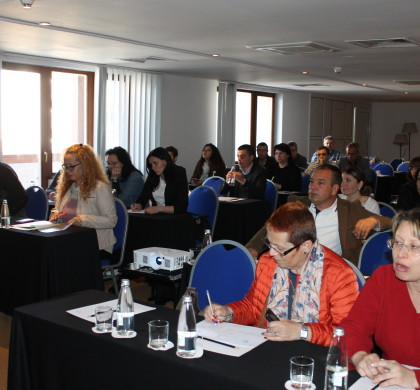 Training : Commission for Protection against Discrimination