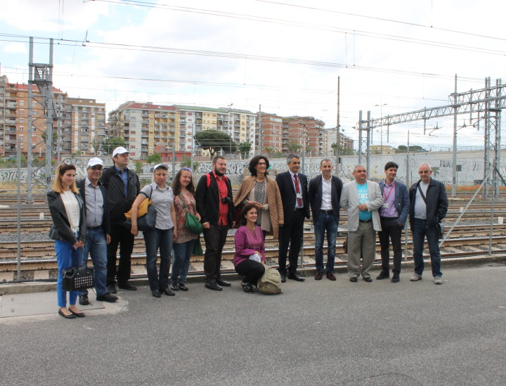 National Railway Infrastructure Company: Study Visit to RFI in Rome