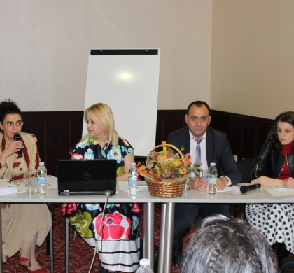 Practical training on the implementation of the methodology and tools for detection and prevention of discrimination of the Commission for Protection against Discrimination