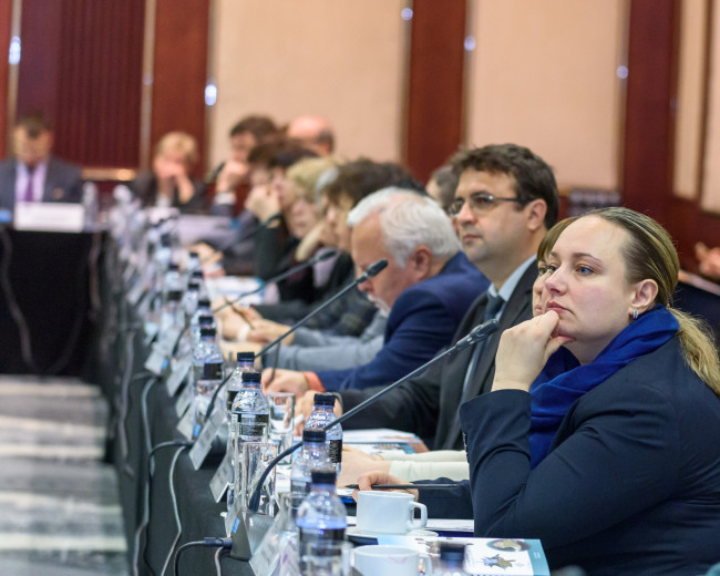 """Eleventh meeting of the Monitoring Committee of the Operational Programme """"Regions for Growth """" 2014-2020"""