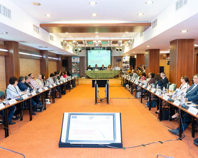 """Twelfth meeting of the Monitoring Committee of the Operational Programme """"Regions for Growth """" 2014-2020"""