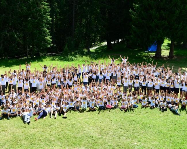 Children's camp Jewgatton 2018