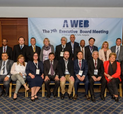 Seventh session of the A-WEB Executive Bureau