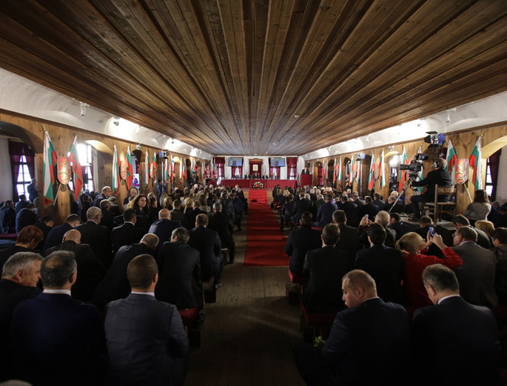 140th Anniversary of the Constituent Assembly and the signing of the Turnovo Constitution