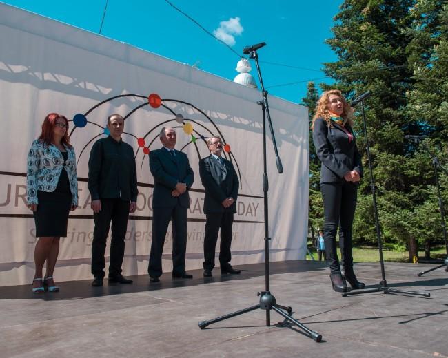 Европейски ден на сътрудничеството 2015, гр. Кюстендил, 12.09.2015