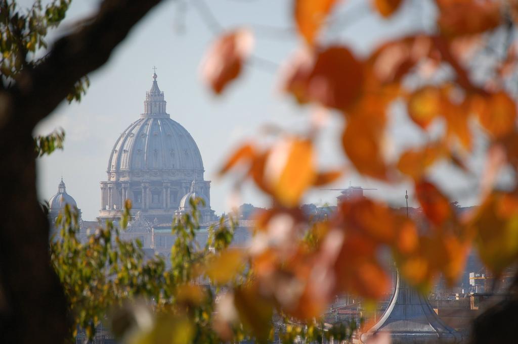 Рим през есента