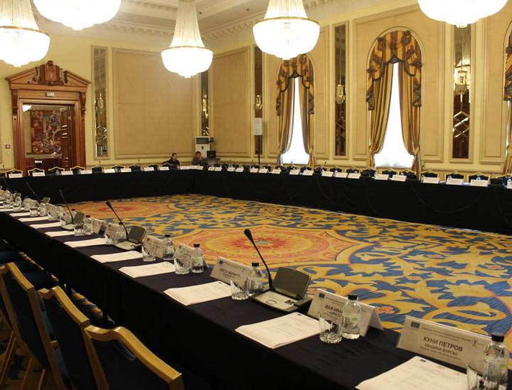 """Информационна среща по процедура """"Изпълнение на Интегрирани планове за градско възстановяване и развитие"""","""