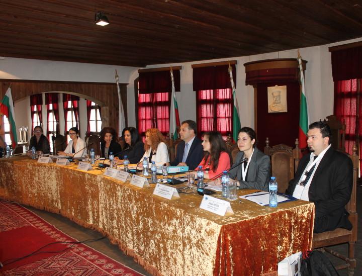 """Пето заседание на Комитета за наблюдение на Оперативна програма """"Региони в растеж"""" 2014-2020 г."""