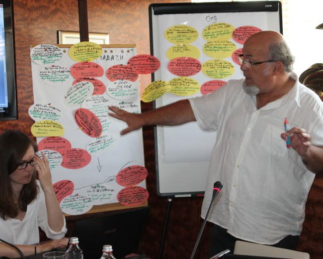 """Кръгла маса """"Насърчаване на сътрудничеството между публичните офиси на Прокуратурата и организациите за подрепа на жертвите на национално и трансгранично ниво"""""""