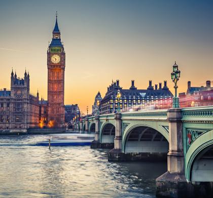 Лондон – европейска панорама