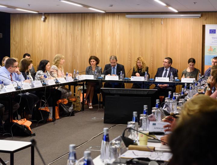 """Девето заседание на Комитета за наблюдение на Оперативна програма """"Региони в растеж"""" 2014-2020 г."""