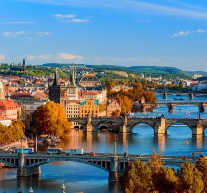 Прага – Братислава – Будапеща – Виена