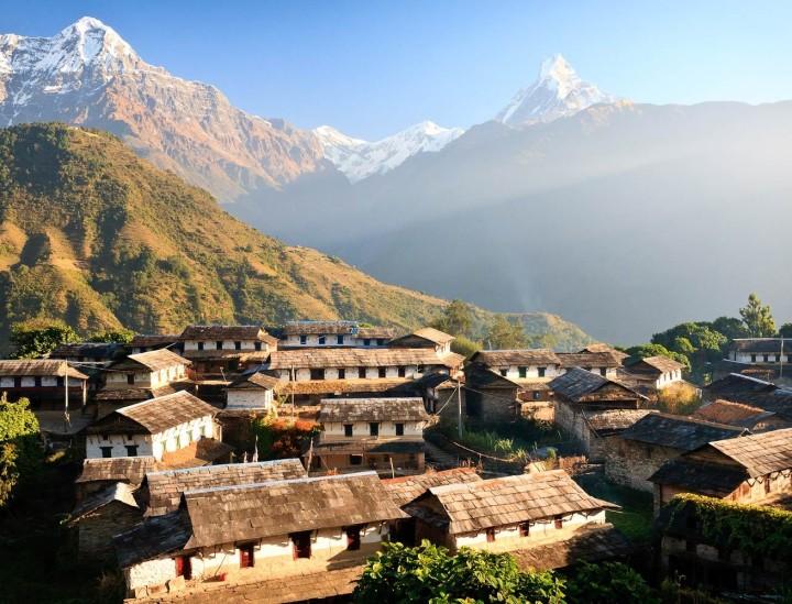 Непал и Бутан 2018