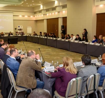 """Десето заседание на Комитета за наблюдение на Оперативна програма """"Региони в растеж"""" 2014- 2020 г."""