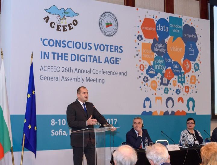 26-та международна конференция на Асоциацията на избирателните комисии от Европа