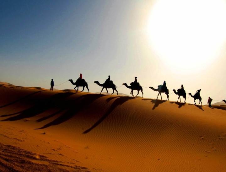 Магнетичната и мистична Сахара