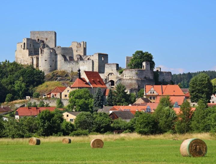 Бохемски замъци и най- доброто от Чехия