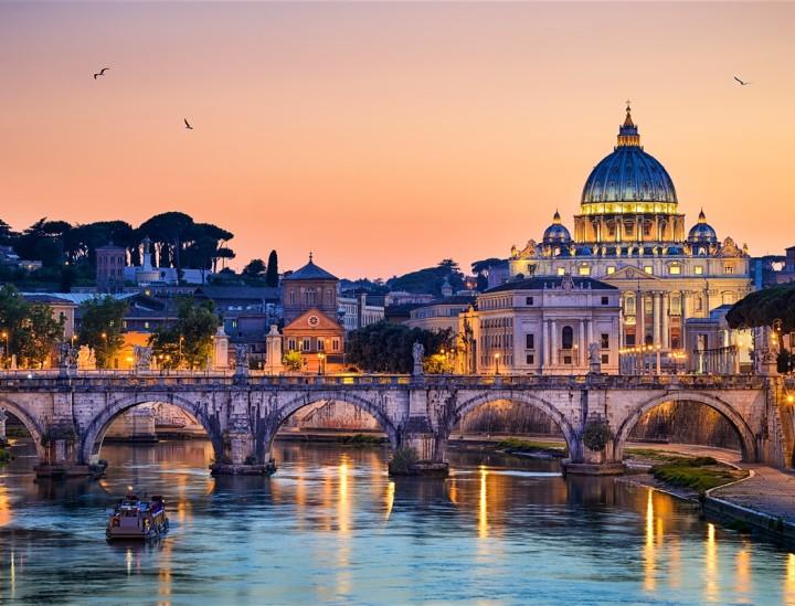 Майски празници в Рим