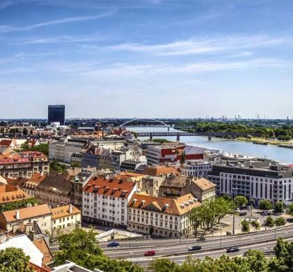 Коледа – Прага – Братислава – Будапеща – Виена
