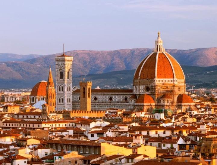 Коледа – Рим – Венеция – Флоренция