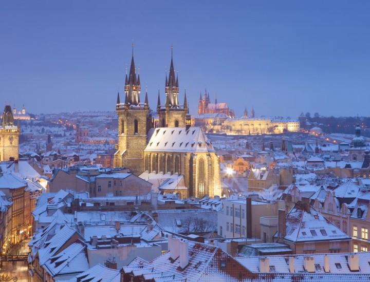 Прага – Коледни базари