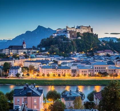 Баварски кралски замъци – Залцбург – Инсбрук – Мюнхен