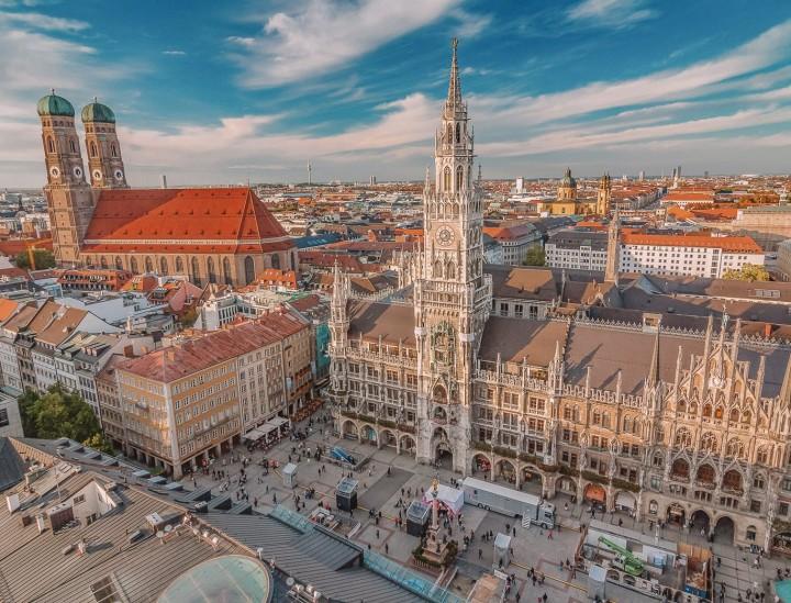 Предколеден Мюнхен – Нюрнберг – Улм – Аугсбург