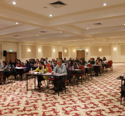 Работна среща с бенефициентите по приоритетна ос 1
