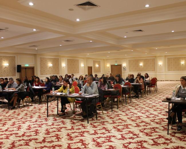 """Работна среща с бенефициентите по приоритетна ос 1 """"Устойчиво и интегрирано градско развитие"""""""