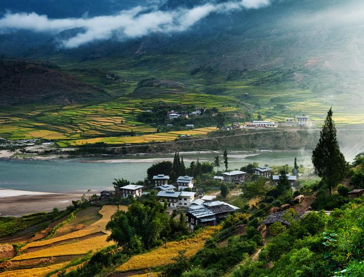 Непал и Бутан