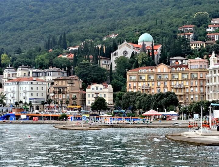 Опатия  – Перлата на хърватското крайбрежие