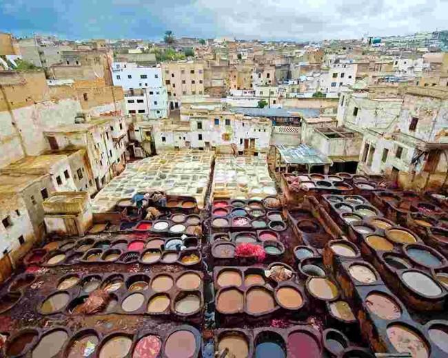 Мароко – олекотен класичски UNESCO тур
