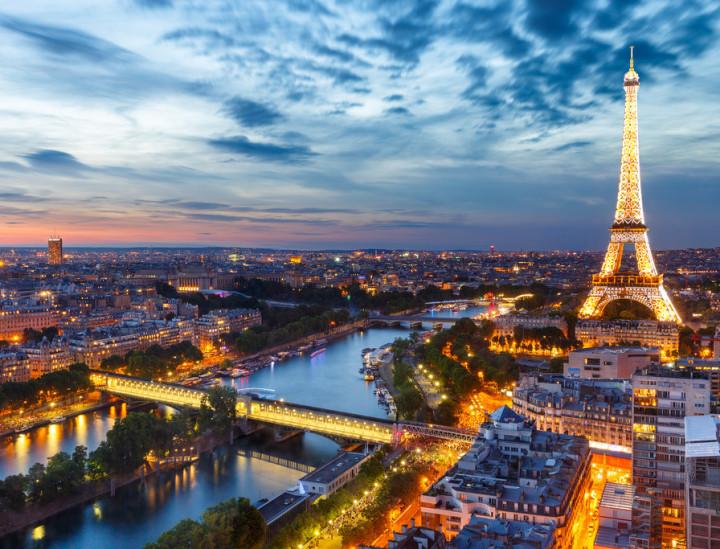 Романтиката на Париж
