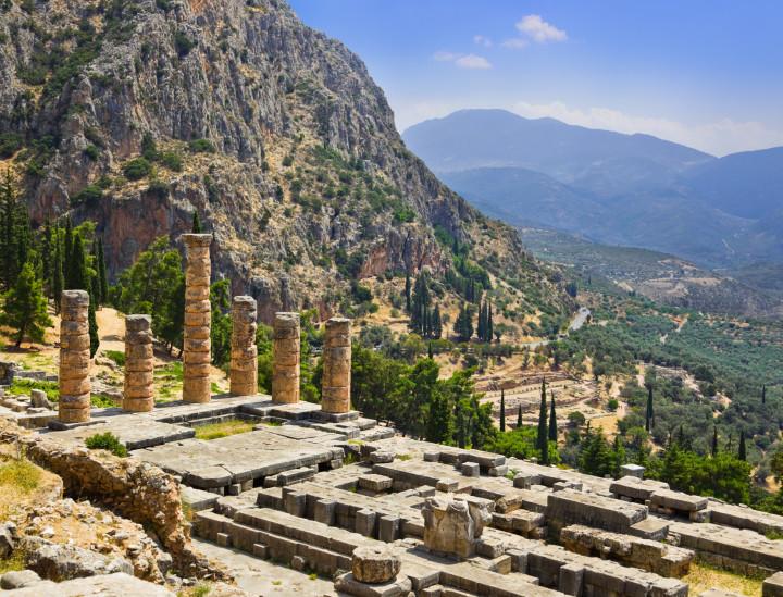 Класическа Гърция  – Атина  – Пелопонес – Микена – Олимпия  – Делфи