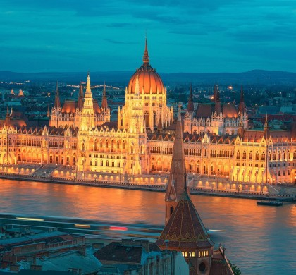 Новогодишен речен круиз: Виена, Будапеща, Братислава