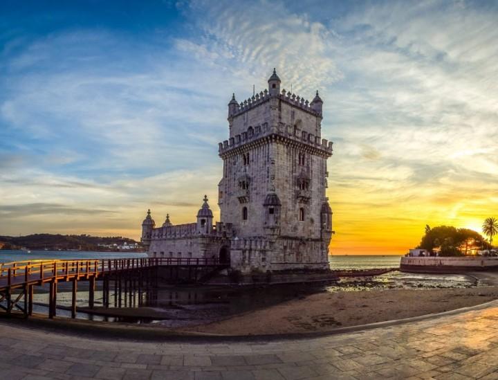 Нова Година 2020 в Лисабон