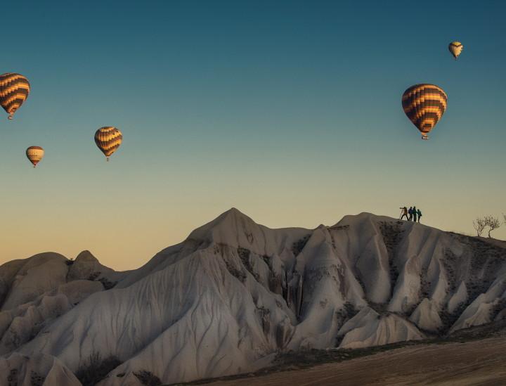 Кападокия – Ексклузивен тур из земята на феномените