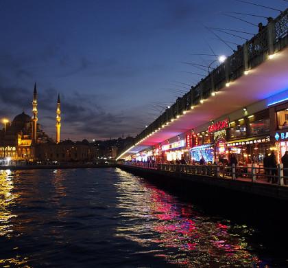 Коледа 2019 в Истанбул и Одрин